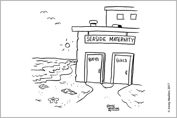 Weekly Cartoon: Monday August 14
