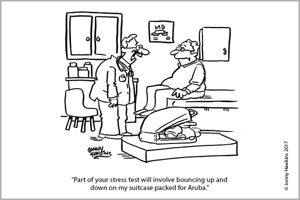 Weekly Cartoon: Monday August 28