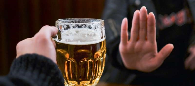 64% of study participants believed alcohol to be a risk factor for migraine