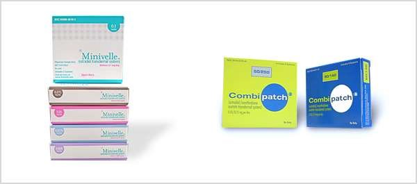 CombiPatch, Minivelle Patches No Longer in Shortage