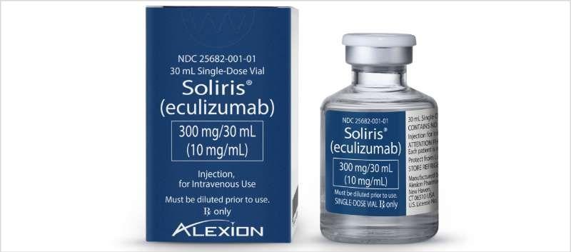 Soliris Approved to Treat Generalized Myasthenia Gravis