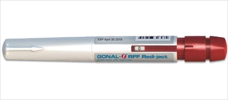 FDA Approves New Version of Gonal-f Prefilled Pen