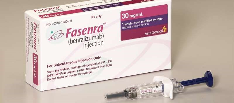 Fasenra Approved for Severe Eosinophilic Asthma