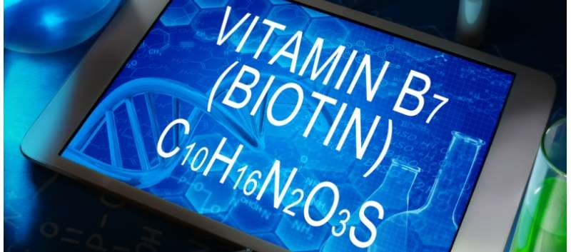 Many lab tests use biotin technology due to its ability to bond with specific proteins