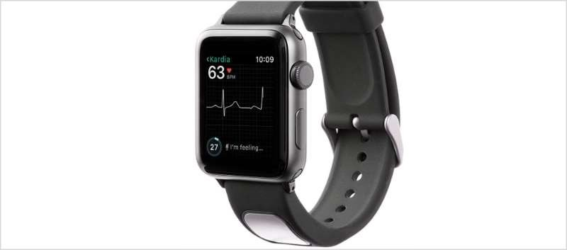 FDA Approves KardiaBand for Apple Watch