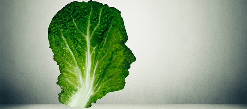 Consumption of Green Leafy Vegetables May Slow Cognitive Decline