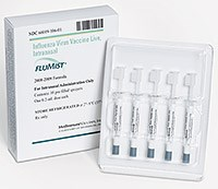FluMist now available for flu prevention