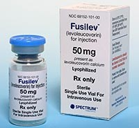 Fusilev available for methotrexate rescue