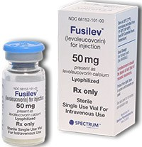 Fusilev Approved for Use in Colorectal Cancer