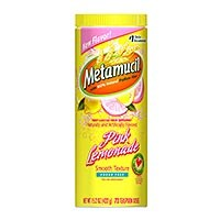 Metamucil Pink Lemonade available