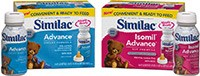 Similac launches nipple-ready bottles of infant formula