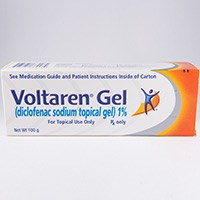 VOLTAREN GEL (diclofenac sodium) 1% gel by Endo