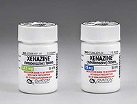 XENAZINE (Tetrabenazine) 12.5mg, 25mg tablets from Ovation Pharmaceuticals