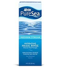 Afrin PureSea nasal rinse available