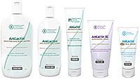 Updated AmLactin packaging