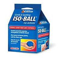 Bed Buddy Iso-Ball available for arthritis relief