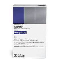TWYNSTA (telmisartan/amlodipine) tablets by Boehringer Ingelheim