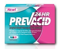 PREVACID 24HR (lansoprazole) 15mg capsules by Novartis Consumer Health