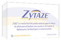 ZYTAZE (zinc citrate/phytase) 25mg/1500mg capsules by OCuSOFT