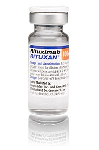 RITUXAN (rituximab) 10mg/mL solution for IV infusion by Genentech