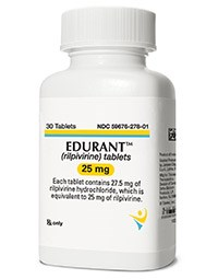 Edurant Label Update to Include Long-Term Use and Hepatotoxicity Data