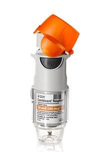 COMBIVENT RESPIMAT (ipratropium bromide and albuterol) propellant-free MDI by Boehringer Ingelheim