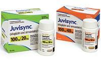 JUVISYNC (sitagliptin/simvastatin) 100mg/10mg, 100mg/20mg, 100mg/40mg tablets by Merck