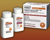 FIRST Omeprazole Oral Suspension Compounding Kit by CutisPharma