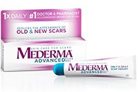 MEDERMA ADVANCED SCAR GEL by Merz Pharmaceuticals