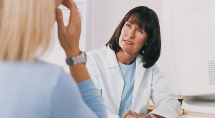 A Routine Gyn Check-up Reveals Earlier Onset of Menopause