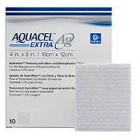 AQUACEL AG EXTRA wound dressing by ConvaTec