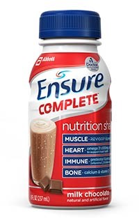 Abbott Launches Ensure Complete Shakes for Adults