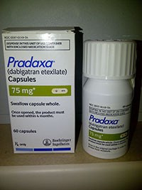 Single Lot of Pradaxa 75mg Recalled