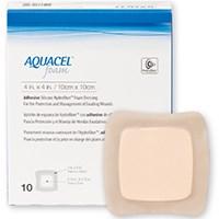 AQUACEL FOAM (silicone hydrofiber) foam dressing by ConvaTec