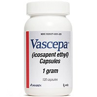 VASCEPA (icosapent ethyl) 1g capsules by Amarin