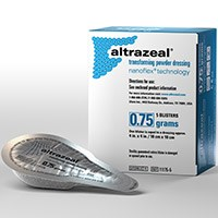 Altrazeal Blister Pack Available for Chronic Wound Care