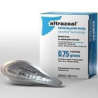 ALTRAZEAL transforming powder dressing 0.75g by Uluru