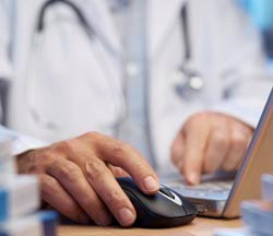 Lower Patient Satisfaction With High Clinician Computer Use
