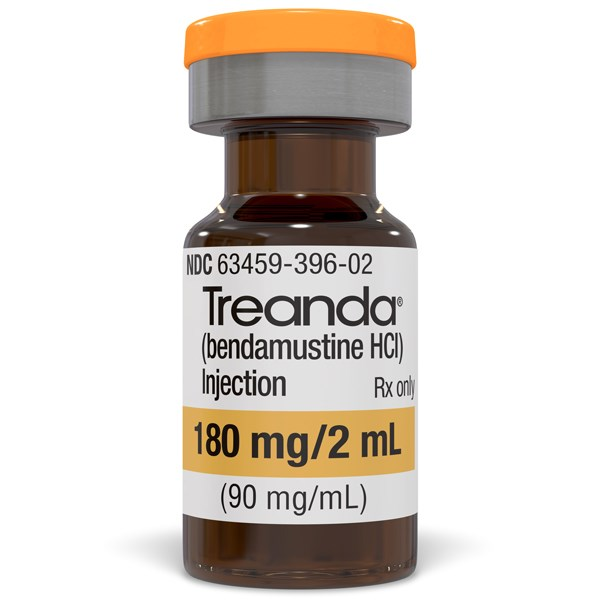 TREANDA INJECTION (bendamustine HCl)