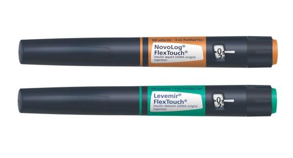 FDA Approves NovoLog FlexTouch and Levemir FlexTouch