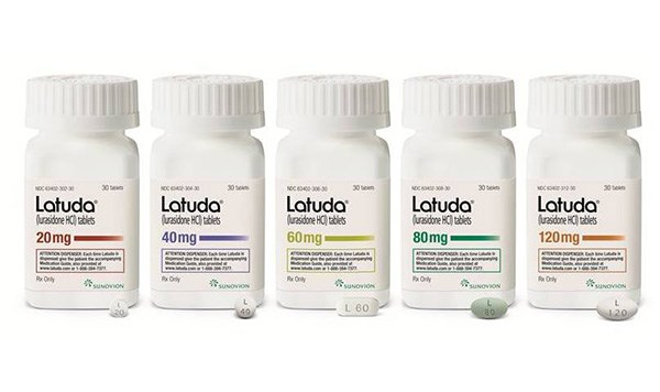 New Data on Latuda for Schizophrenia Announced