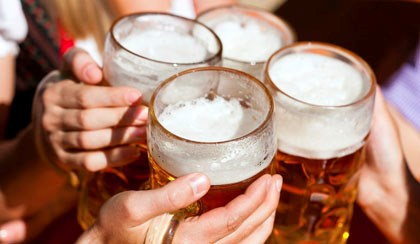 Single Alcohol Binge Impacts Gut and Immune System