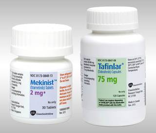 Mekinist/Tafinlar Combo Approved for Melanoma - MPR Dabrafenib