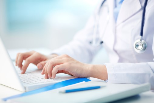 AMA President Wants Doctor Input On Electronic Health Records