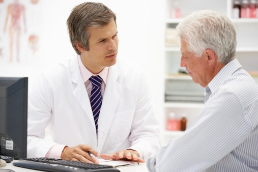 For Prostate Cancer Patients, Doctors Best Source of Info