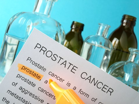 Protein Linked to Androgen Receptor Activity, Prostate Cancer