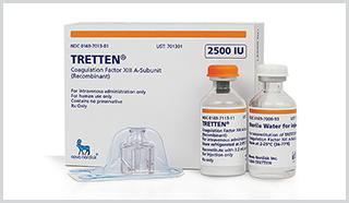 Tretten Approved for Rare Genetic Clotting Disorder