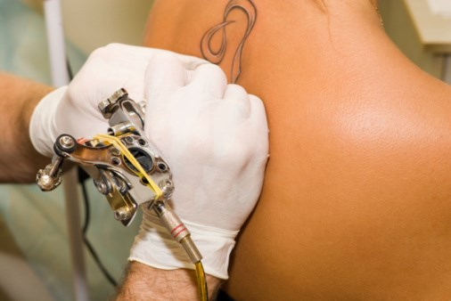 Which Tattoo Ink Colors Are Most Likely to Cause Skin Reactions?