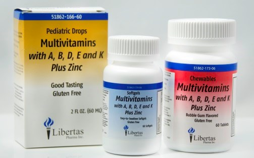 Multivitamin Launched for Malabsorptive Conditions