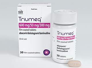 TRIUMEQ (abacavir, dolutegravir, lamivudine) tablets by ViiV Healthcare